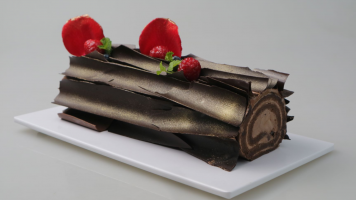 HEAVENLY CHOCO ROLL